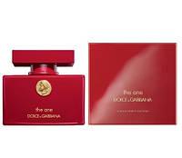 Женская парфюмированная вода Dolce&Gabbana The One Collectors Edition 2014 EDP 75 ml