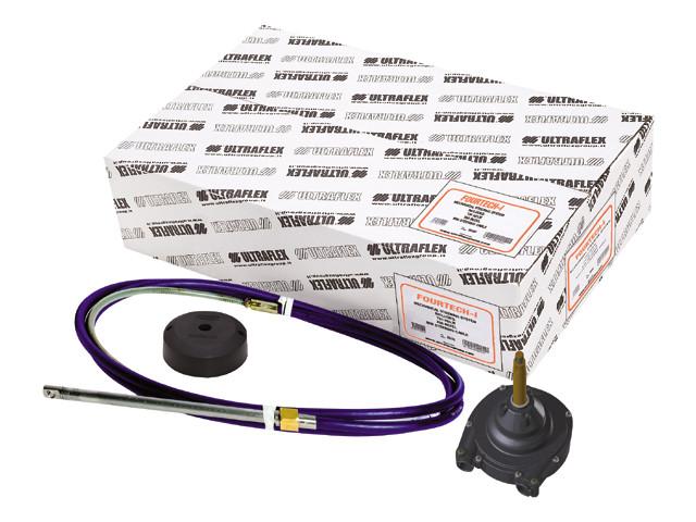 Ultraflex Fourtech I - комплект системы рулевого управления