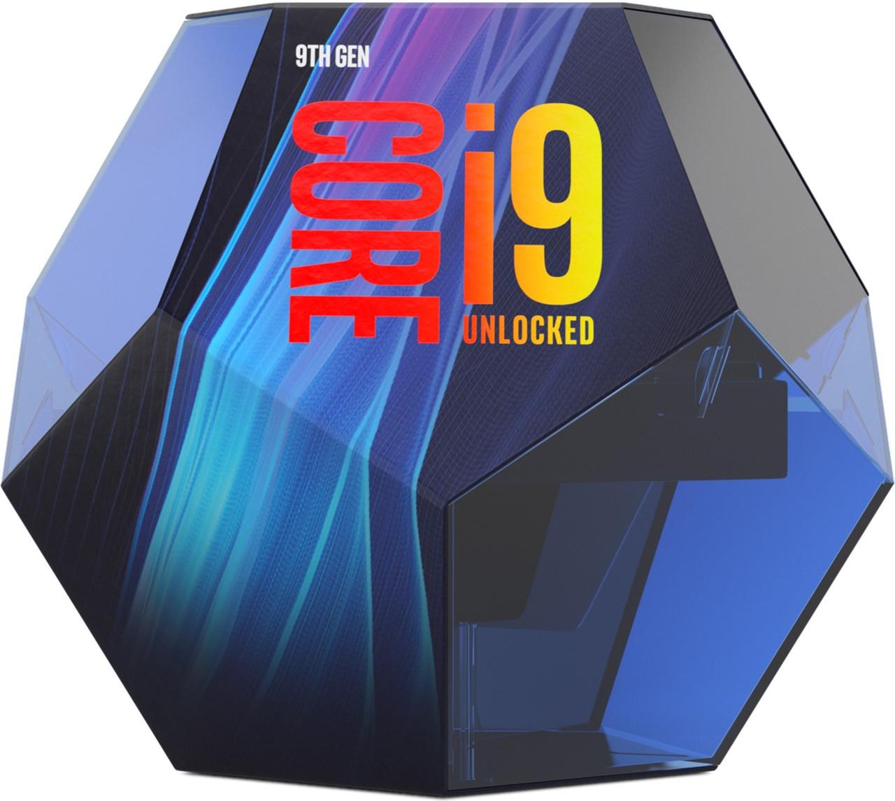 Процессор Intel Core i9-9900K (BX80684I99900K) (SRELS), BOX