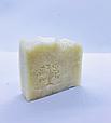 Мыло-скраб (с нуля) с овсяными хлопьями, г100, фото 2