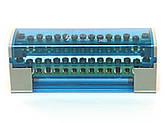 Шина нулевая в корпусе 2х11 125А (кроссмодуль), фото 3
