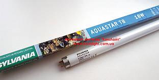 Лампа Sylvania  Aquastar 18W/174/Ret G13 10000K 590mm
