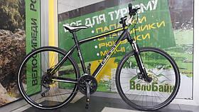 """Велосипед Ghost 28"""" Cross 1800 2013 рама  RH53 black/lime 13CR0020"""