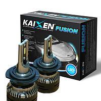 Светодиодные лампы H7 6000K Kaixen Fusion