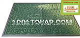 Придверні килимок решіток ворсистий з гумовим кантом 120х80 див., фото 6