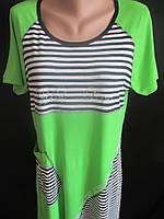 Платья для дома женские с карманом., фото 1