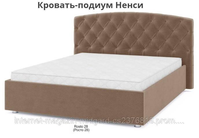 Кровать-подиум Ненси