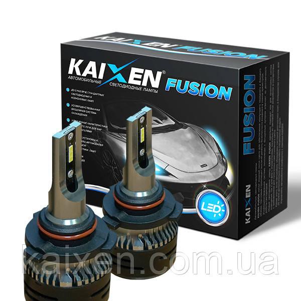 Светодиодные лампы HB3 9005 6000K Kaixen Fusion