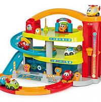 Детские железные дороги, гаражи, паркинги