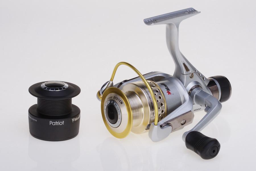Рыболовная катушка EOS Patriot PT2000 (спиннинговая)