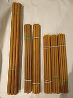 Свечи восковые алтарные 38 см