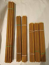 Свічки воскові 18 мм 38 см
