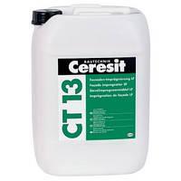 Универсальный гидрофобизатор Ceresit CT13, 10 л