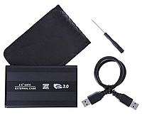 "USB 3.0 High Speed карман-кейс для 2.5"" SATA HDD"