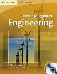 Cambridge English for Engineering with Audio CDs