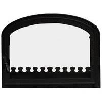 Каминные дверцы Клаудия Большие 570x500 мм