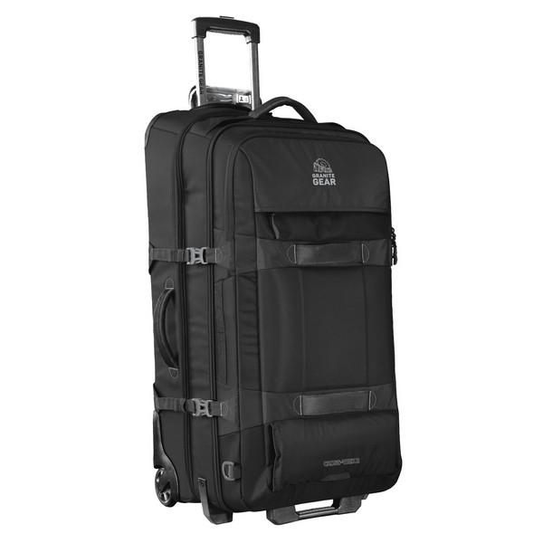 Сумка-рюкзак на колесах Granite Gear Cross Trek 2 Wheeled 131 Black/Flint
