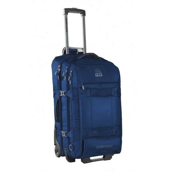 Сумка-рюкзак на колесах Granite Gear Cross Trek 2 Wheeled 78 Midnight Blue/Flint