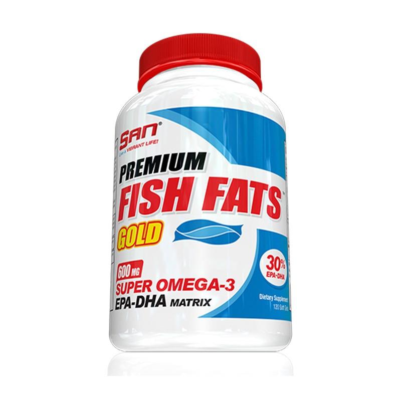 San Premium Fish Fats 60 капс