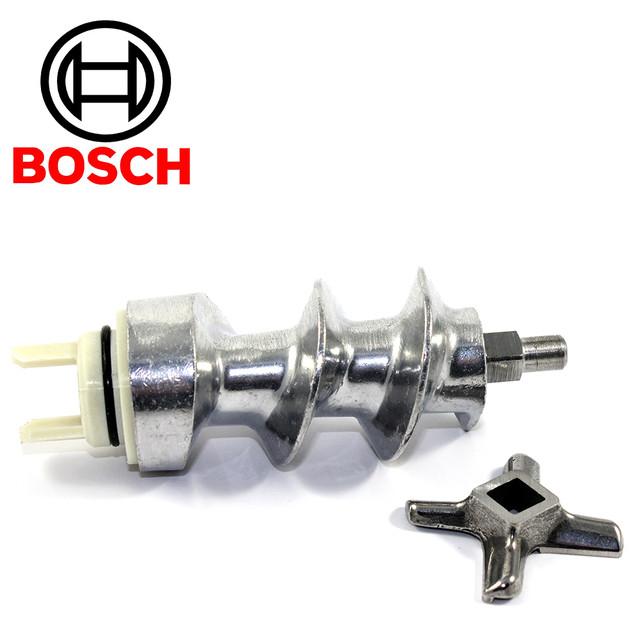 Шнек и нож для мясорубки Bosch