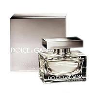 Женская туалетная вода  Dolce&Gabbana  L`eau The One 75 ml