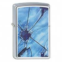 """Зажигалка """"Zippo"""" 250.325 Broken Glass"""