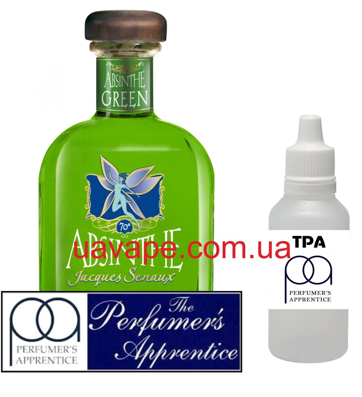 Ароматизатор TPA - Absinthe II Flavor Абсент ТПА, 100 мл