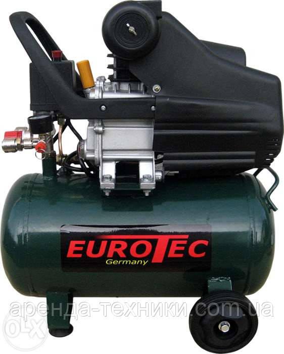 Аренда компрессора Eurotec TP 309