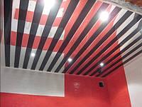 Алюминиевый реечный потолок Херсон, фото 1
