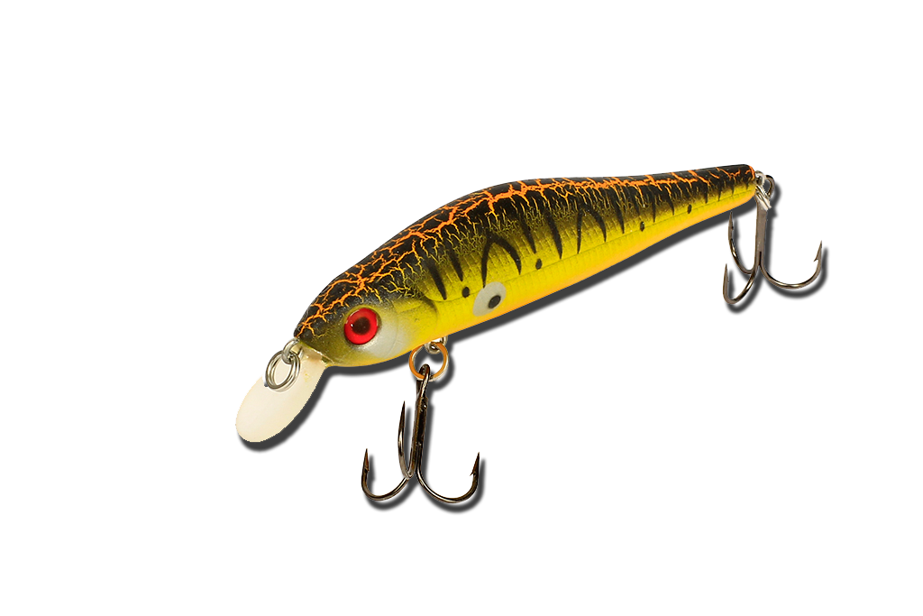 Воблер EOS LB7 Me Shallows Minnow 80 ( 80mm/9.2g/color:R63 ) Sinking