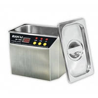 Ультразвуковая ванна 400x300x250мм 500W  GI20201  (G.I.KRAFТ, Германия)