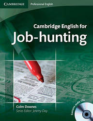 Cambridge English for Job-hunting with Audio CDs