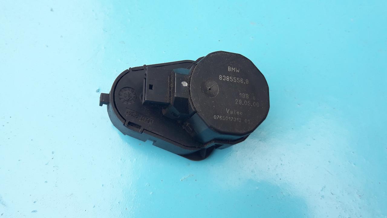 Шаговый двигатель сервопривод моторчик заслонки печки бмв е39 е53 bmw e39 e53 8385556 83855569 0765017312