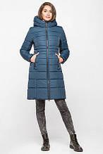 Довга зимова куртка VS 190, мурена 48
