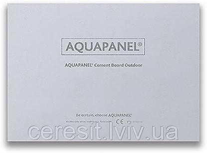 Аквапанель AQUAPANEL Knauf  0,9*2,4м (2,16м2)