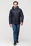 Чоловіча зимова стьогана куртка KTL 273, фото 4