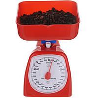 Весы кухонные A PLUS (1654) с чашой на 1 л до 5 кг для жидкости
