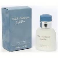 Парфюмерия мужская Dolce&Gabbana Light Blue pour Homme 125 ml