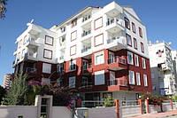 Апартаменты в строящемся комплексе в Анталии.