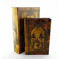 Шкатулка-книга набор Замок