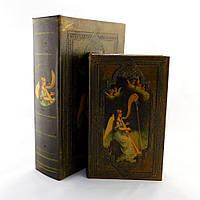 Набір скриньок у формі книги Ангел з арфою