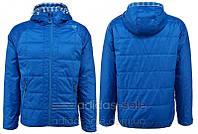 Двусторонняя утепленная куртка Adidas  OUTDOOR REVERSIBLE SPOTY PRIMALOFTJACKET