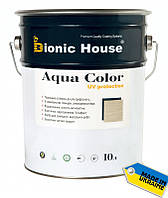 """Лазурь для дерева """"Aqua color UV protect"""" 10 л"""