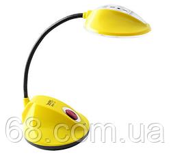 Розпродаж! LED лампа настільна світильник на акумуляторі