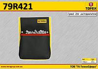 Карман для инструмента для гвоздей, дюбелей,  TOPEX  79R421