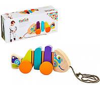 Деревянная игрушка Каталка13630