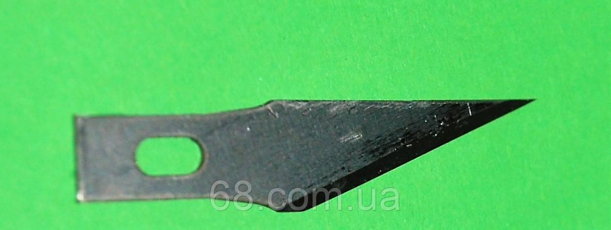 Лезвие для скальпеля модельного макетного ножа Лезо до скальпелю Pro'sKit
