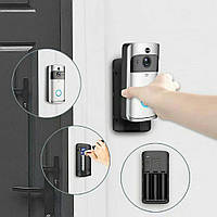 Беспроводной домофон с камерой  WiFi  720P SMART Doorbell CAD M6