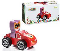 Деревянная игрушкаМашинка12961