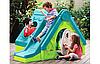 Детский игровой домик с горкой Keter Funtivity   , фото 3